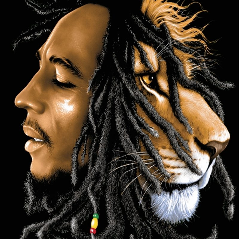 10 New Bob Marley Lion Wallpaper Full Hd 1080p For - Bob Marley Lion , HD Wallpaper & Backgrounds