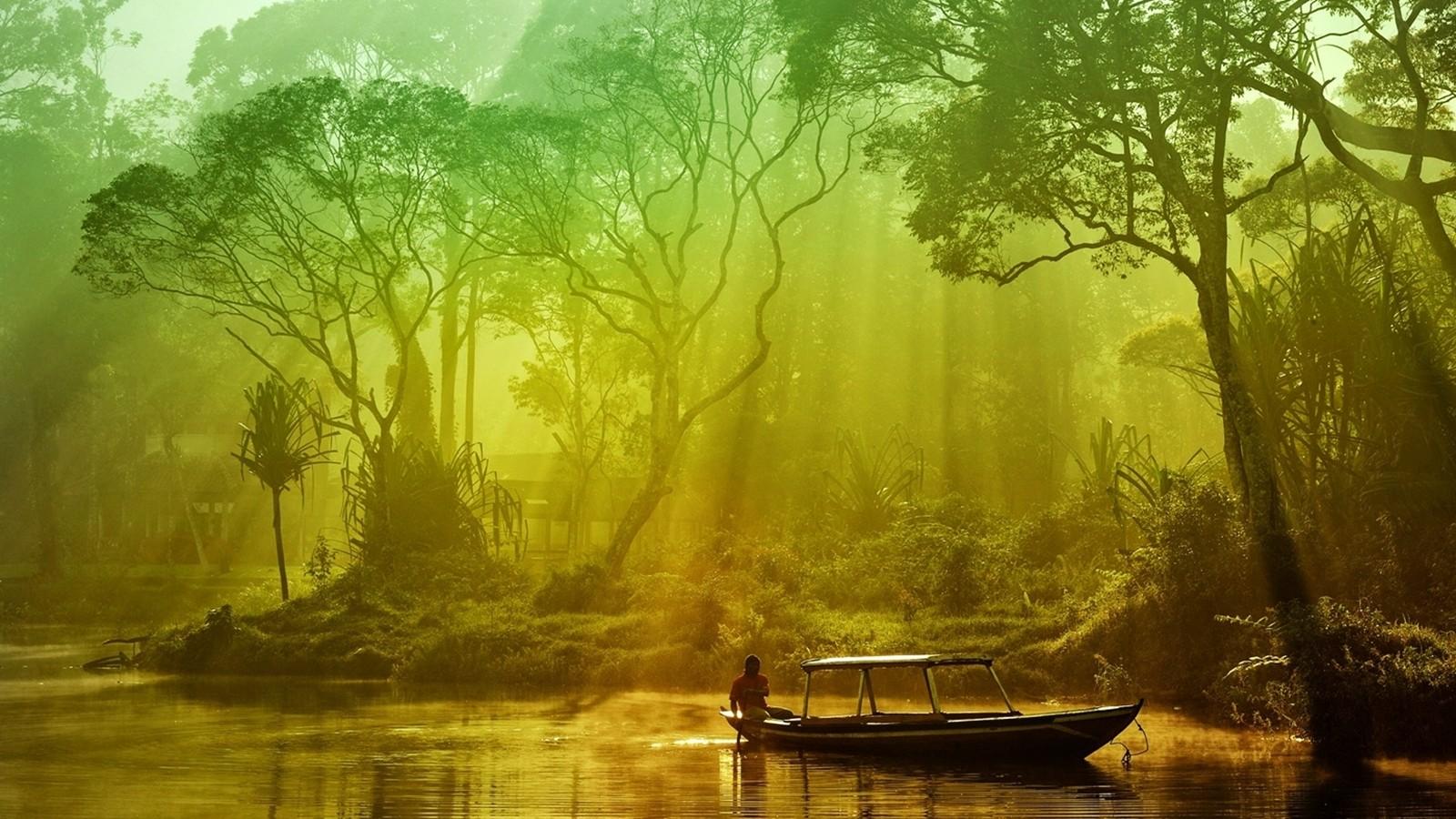 Landscape Wallpaper And Background Image - Amazing Landscape Wallpaper Pc , HD Wallpaper & Backgrounds