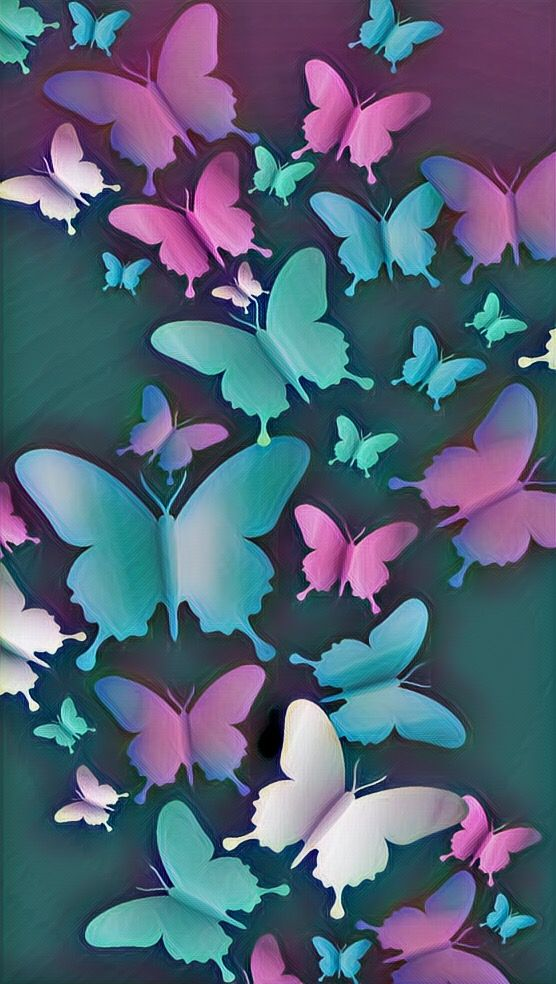 Butterfly Wallpaper - Butterfly Wallpapers For Phone , HD Wallpaper & Backgrounds