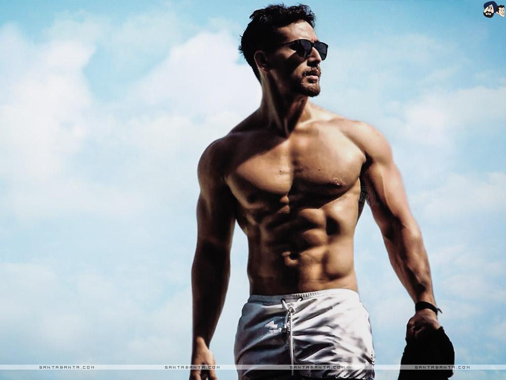 Tiger Shroff - Tiger Shroff New Body , HD Wallpaper & Backgrounds