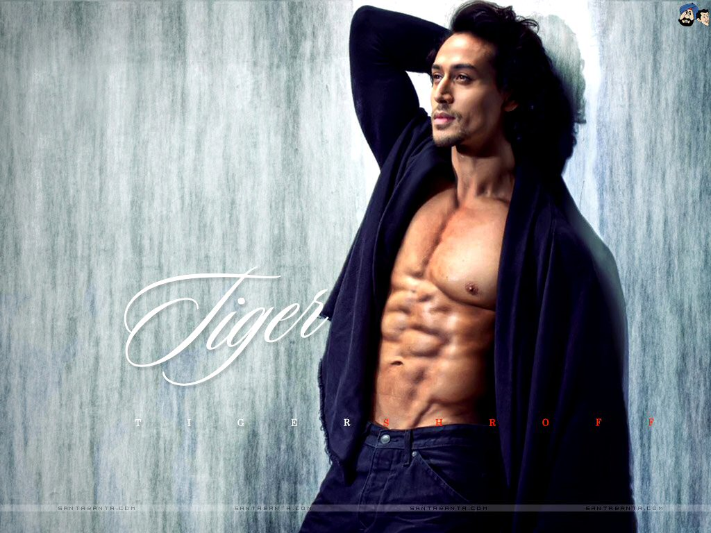 Tiger Shroff 2018 New , HD Wallpaper & Backgrounds