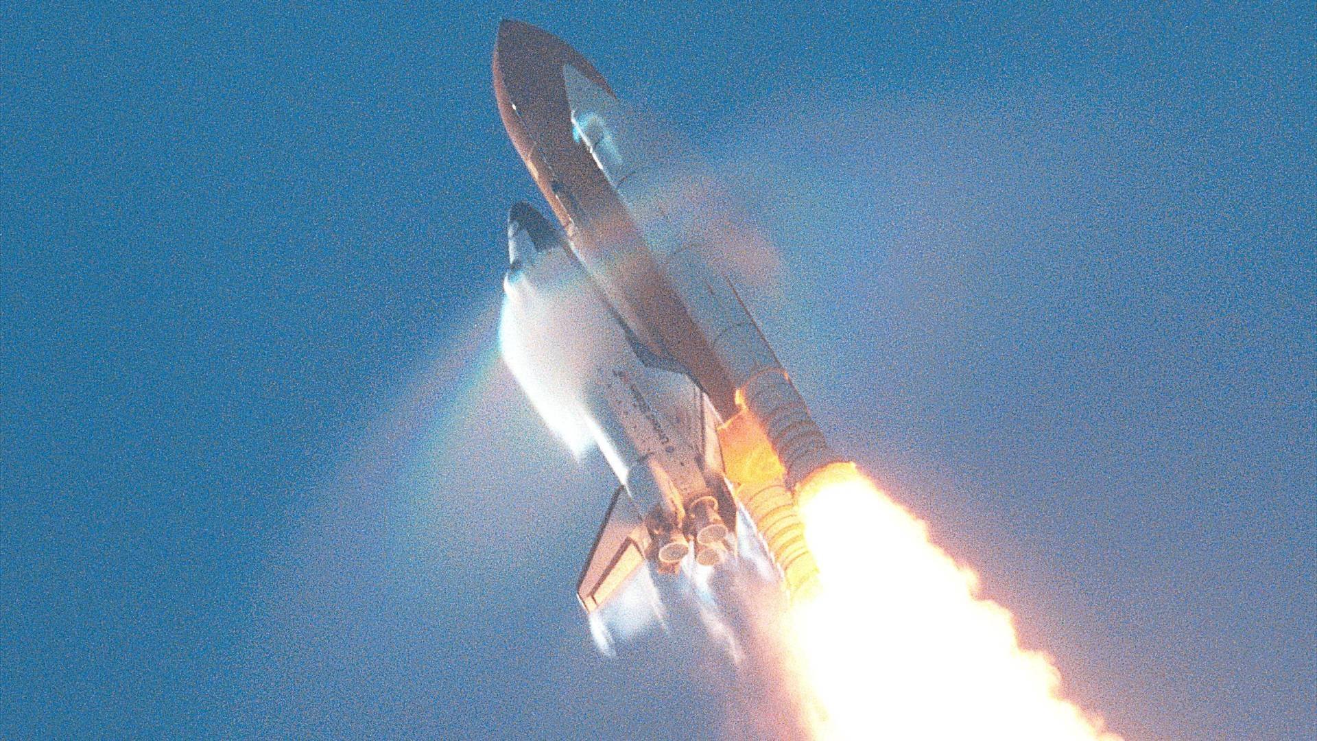 Space Shuttle Computer Wallpapers, Desktop Backgrounds - Space Shuttle Shock Wave , HD Wallpaper & Backgrounds