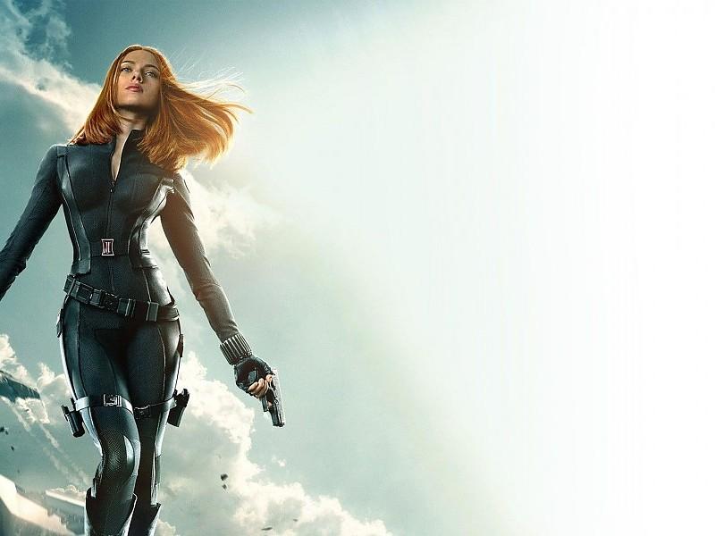 Black Widow The Avengers Wallpaper Black Widow 1502706