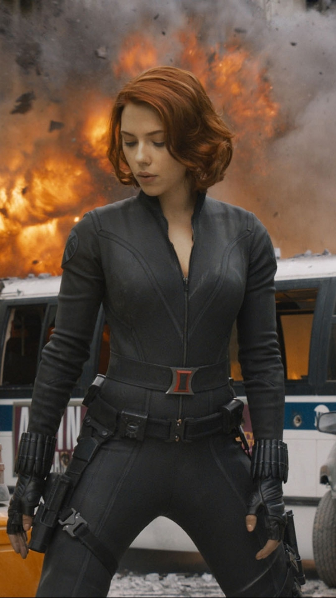 Scarlett Johansson Black Widow Wallpaper Pc Scarlett