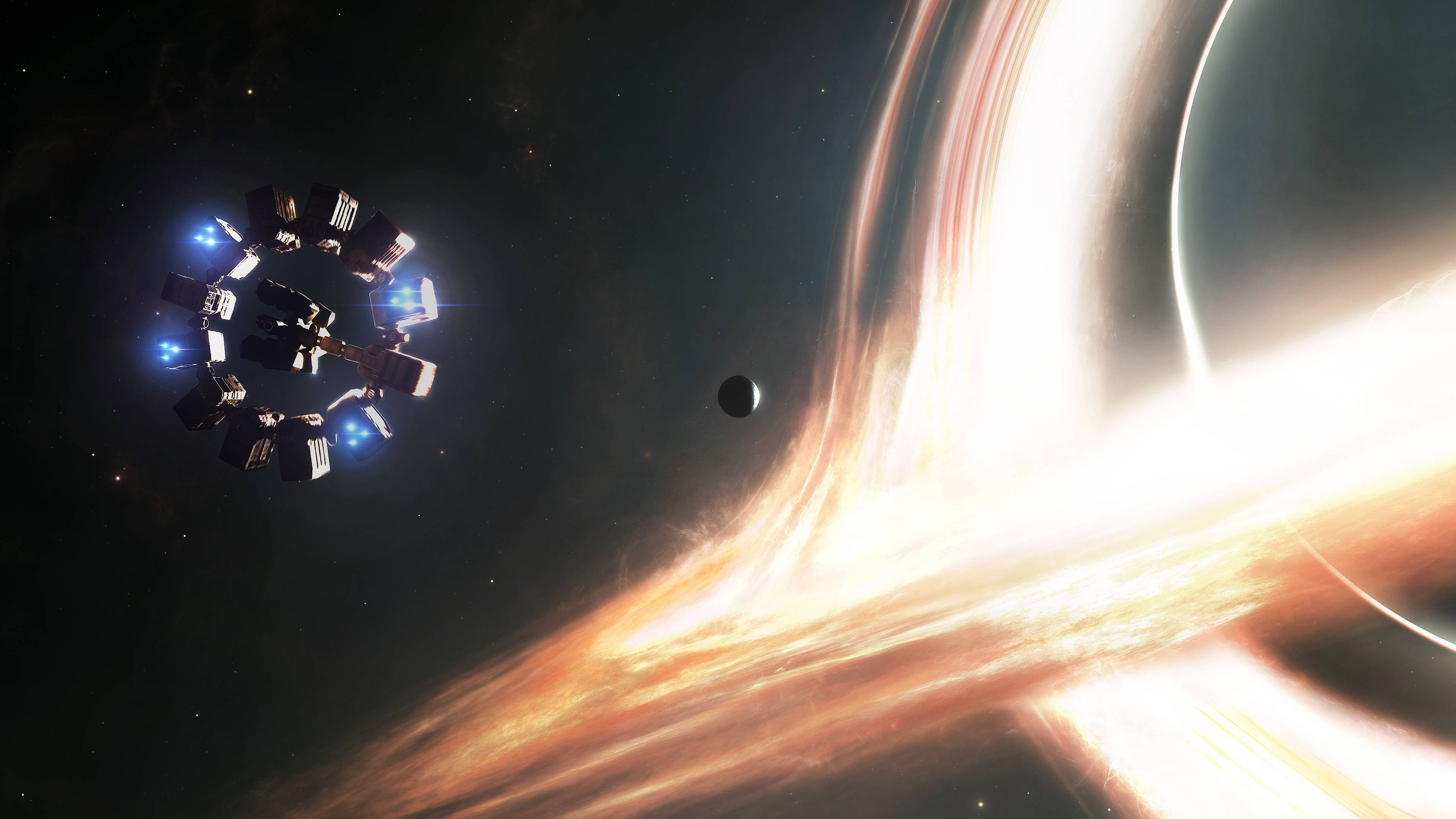 Another Interstellar Wallpaper Wallpaper Gargantua