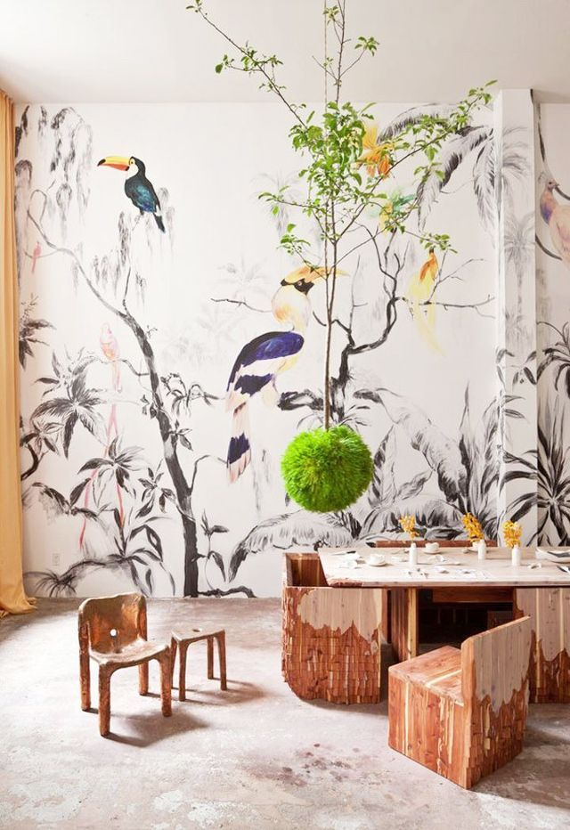 Nature-inspired - New Trend In Interior , HD Wallpaper & Backgrounds