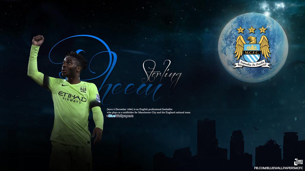 Raheem Sterling Wallpaper Manchester City 1507165 Hd