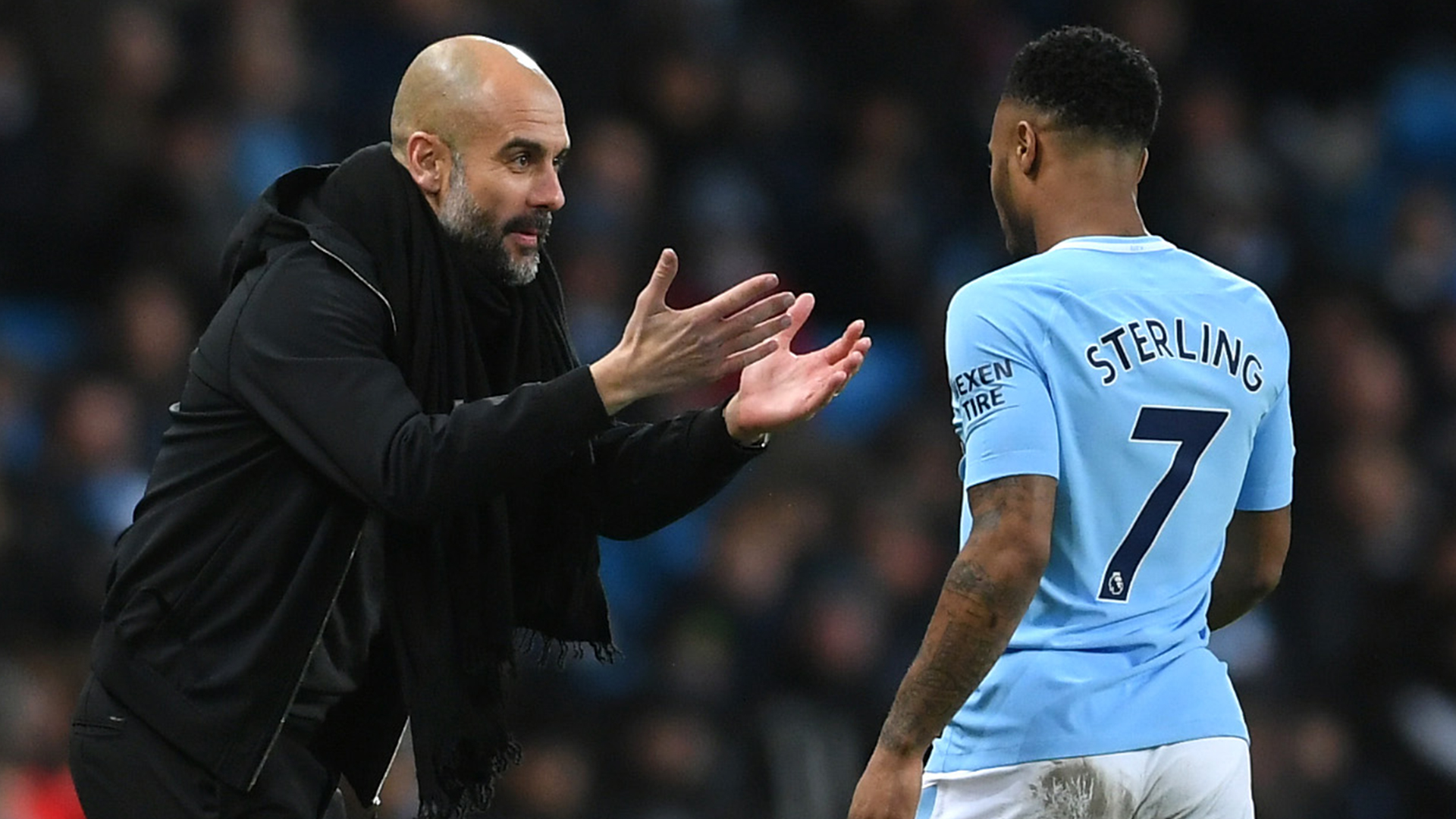 Raheem Sterling Fails To Agree New Manchester City