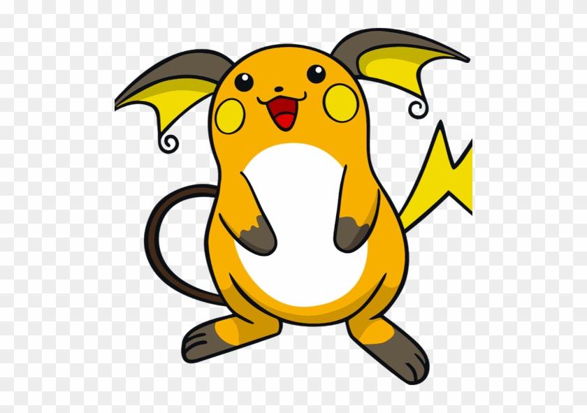 Mega Raichu Pokemon Xy Raichu Pokemon 1509104 Hd