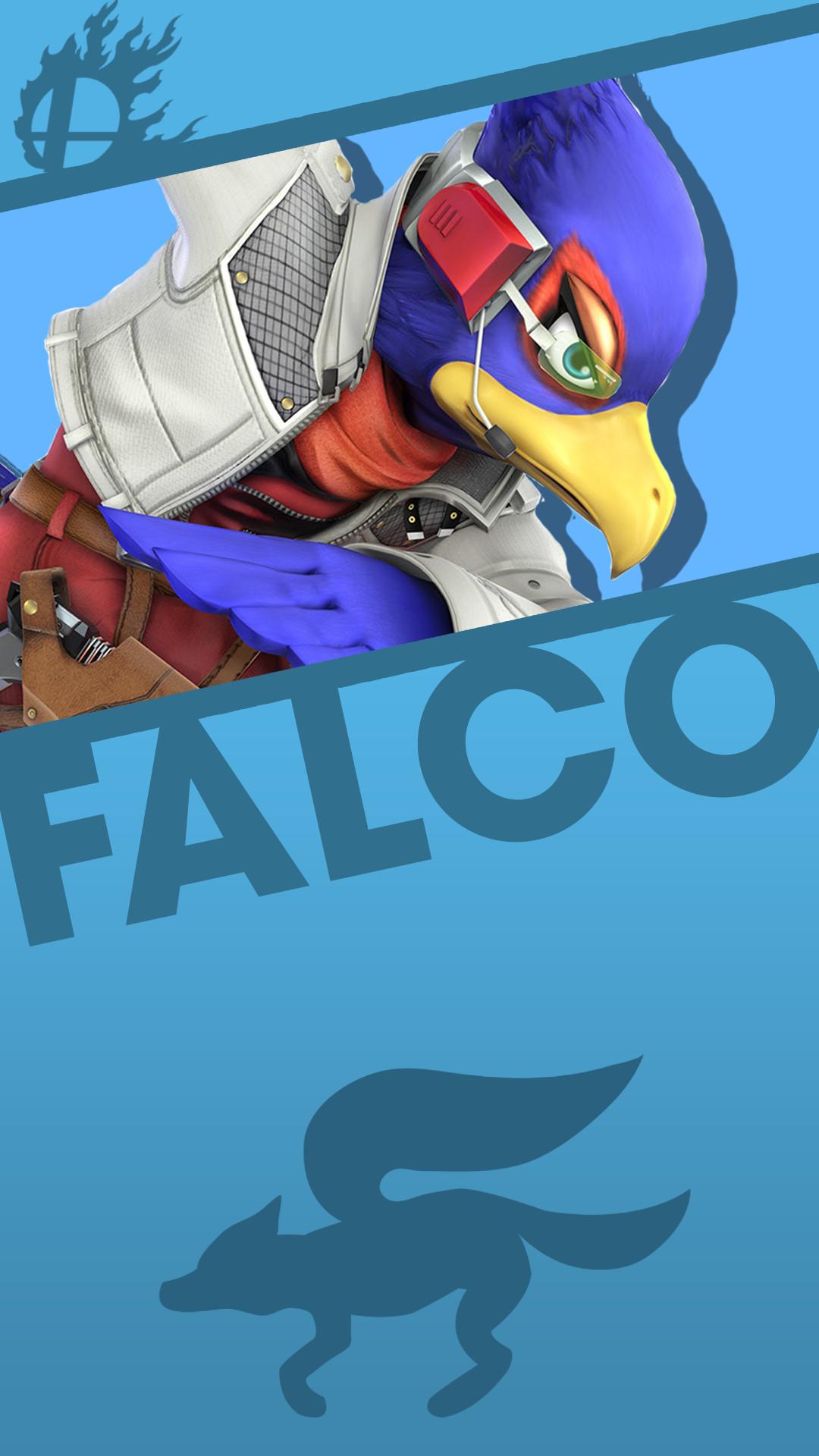 Phone Wallpaper By Mrthatkidalex24 Falco Smash Bros Falco