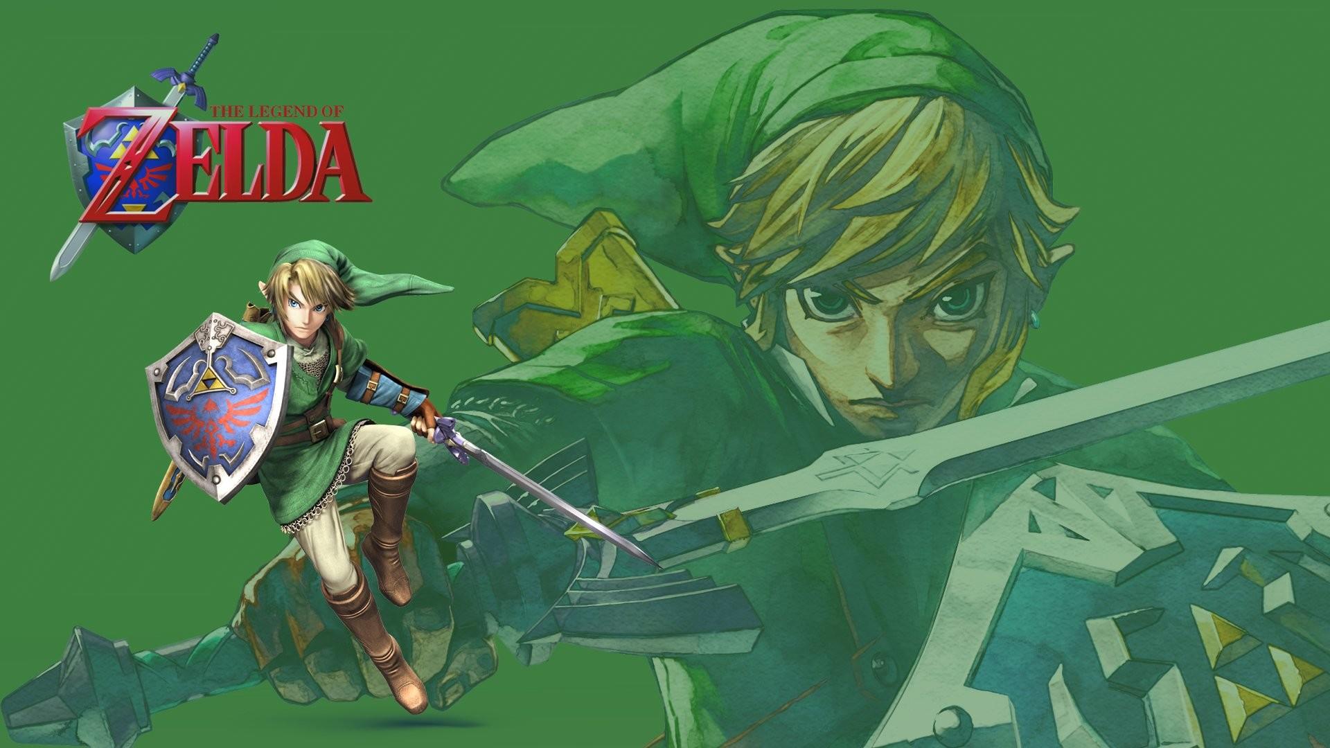Video Game Legend Of Zelda Link Avatar 1510217 Hd Wallpaper