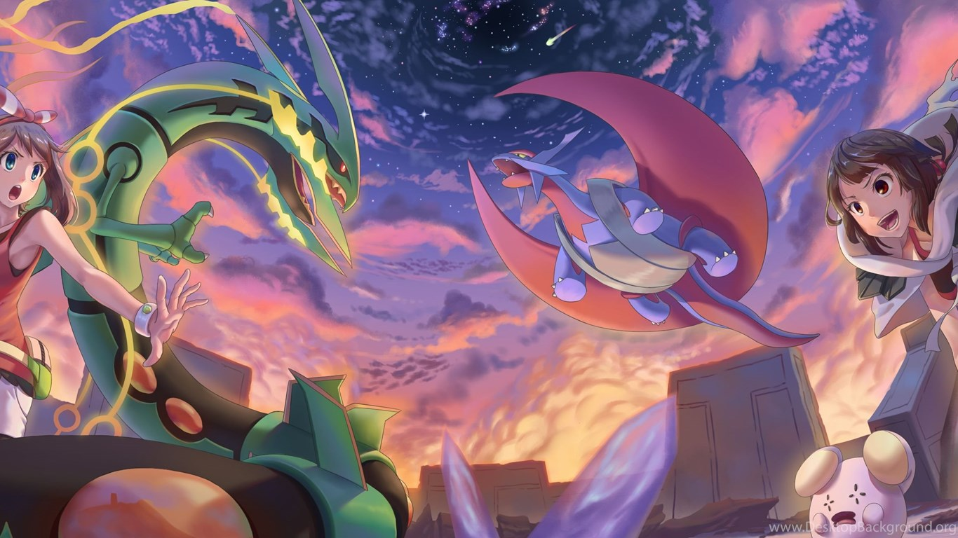 Pokemon Omega Ruby Wallpaper Pokemon Omega Ruby And Alpha