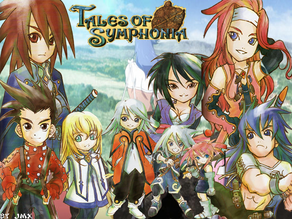 Tales Of Symphonia Hd Wallpaper Tales Of Symphonia 1512975
