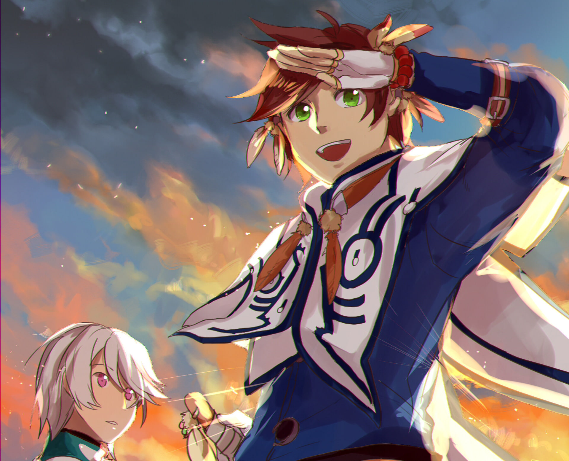 Tales Of, Tales Of Zestiria The X - Anime , HD Wallpaper & Backgrounds