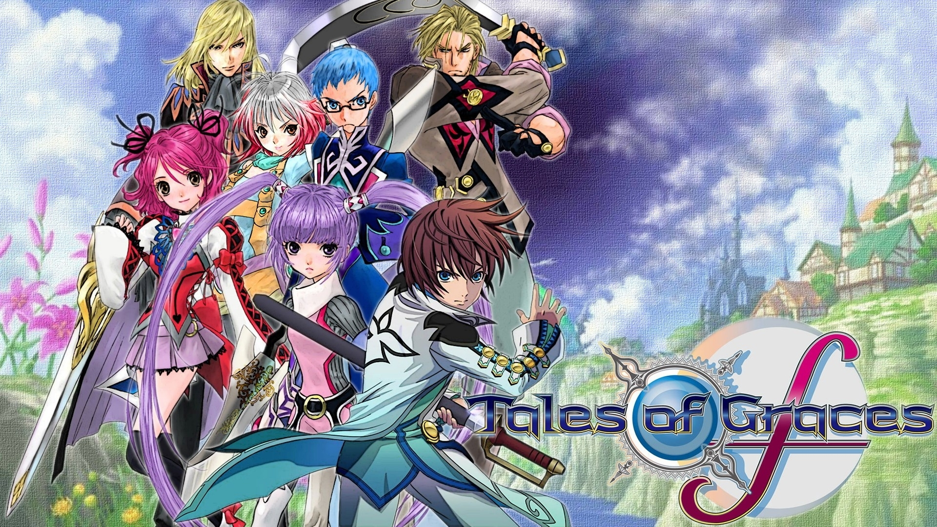 Tales Of Graces Tales Of Graces F 1513138 Hd Wallpaper