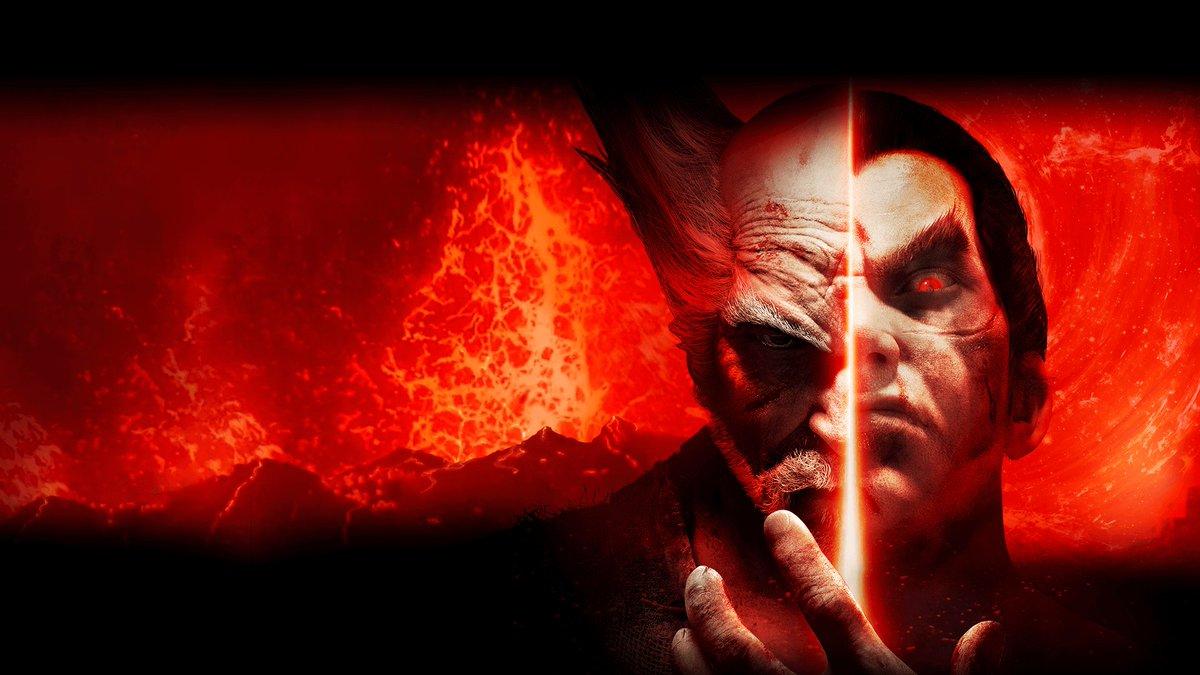Yellowmotion Heihachi Kazuya Tekken 7 1513814 Hd