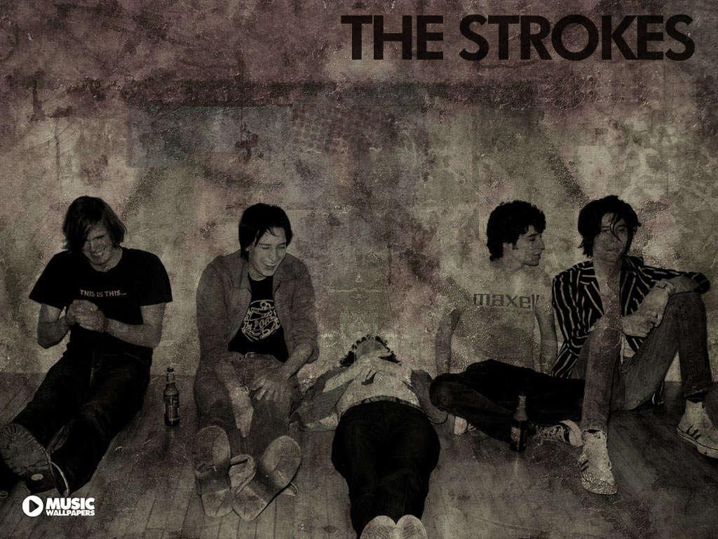 The Strokes Hd Music Bg Julian Casablancas 2001 1518440