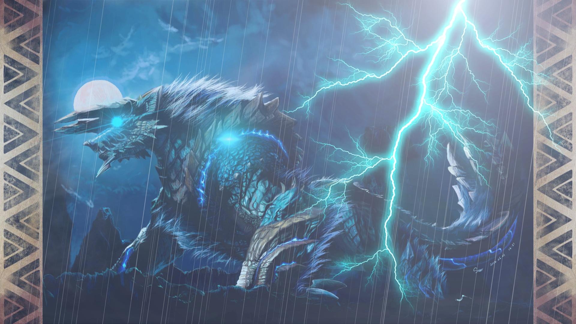 4k Monster Hunter World 1520497 Hd Wallpaper Backgrounds