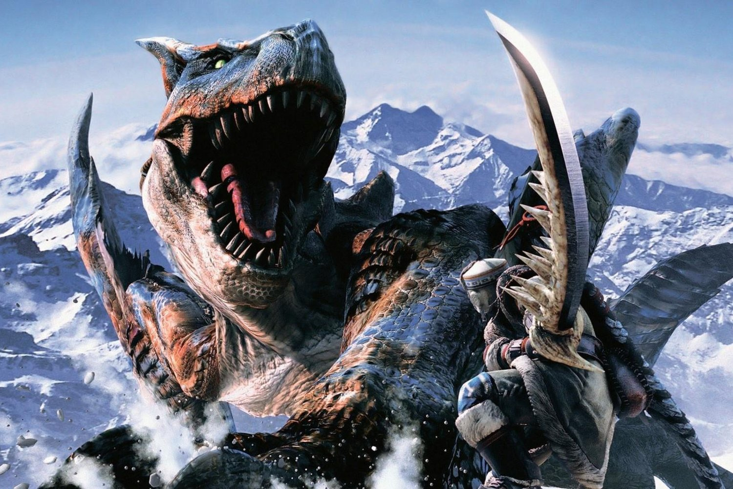 A Look Into Monster Hunter S Flagship Monsters Monster Hunter