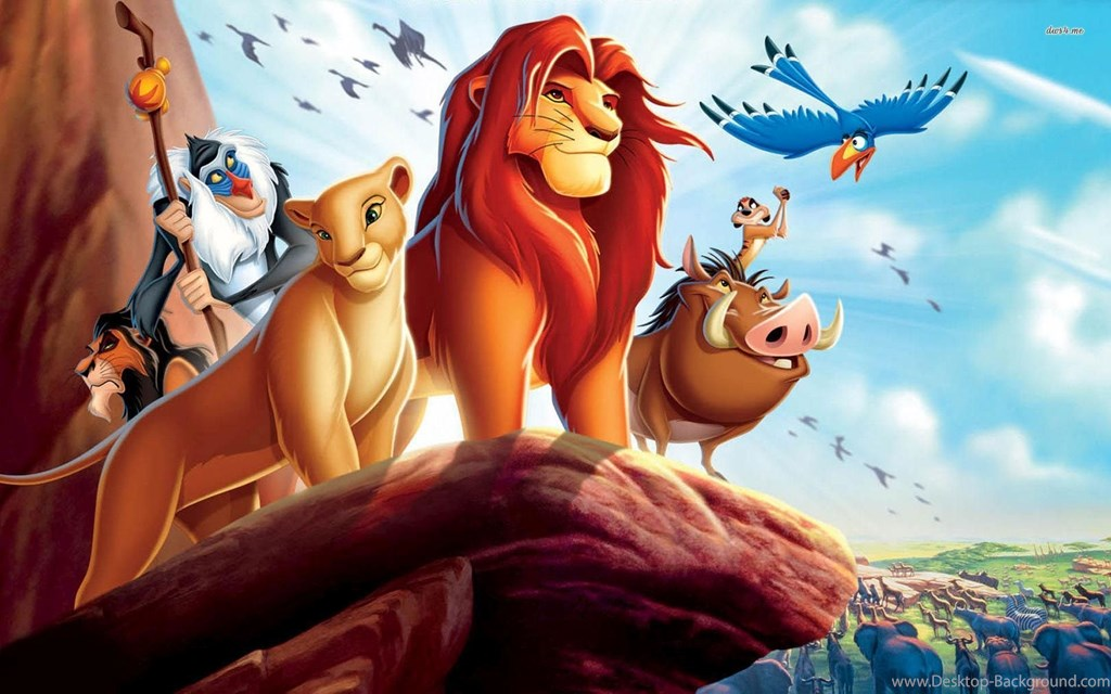 High Resolution The Lion King Wallpapers Hd Siwallpaperhd - Lion King High Resolution , HD Wallpaper & Backgrounds