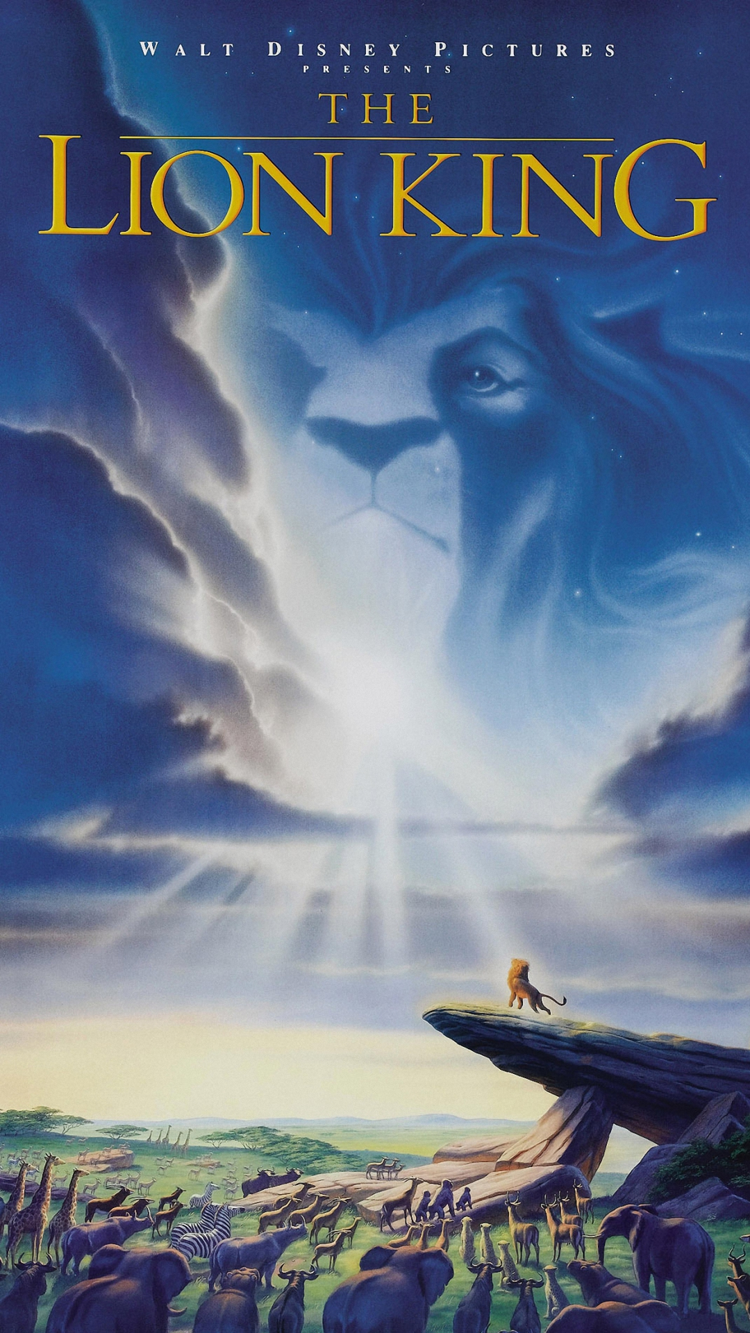 The Lion King Iphone 6 Wallpapers Hd - Lion King Wallpaper Iphone , HD Wallpaper & Backgrounds
