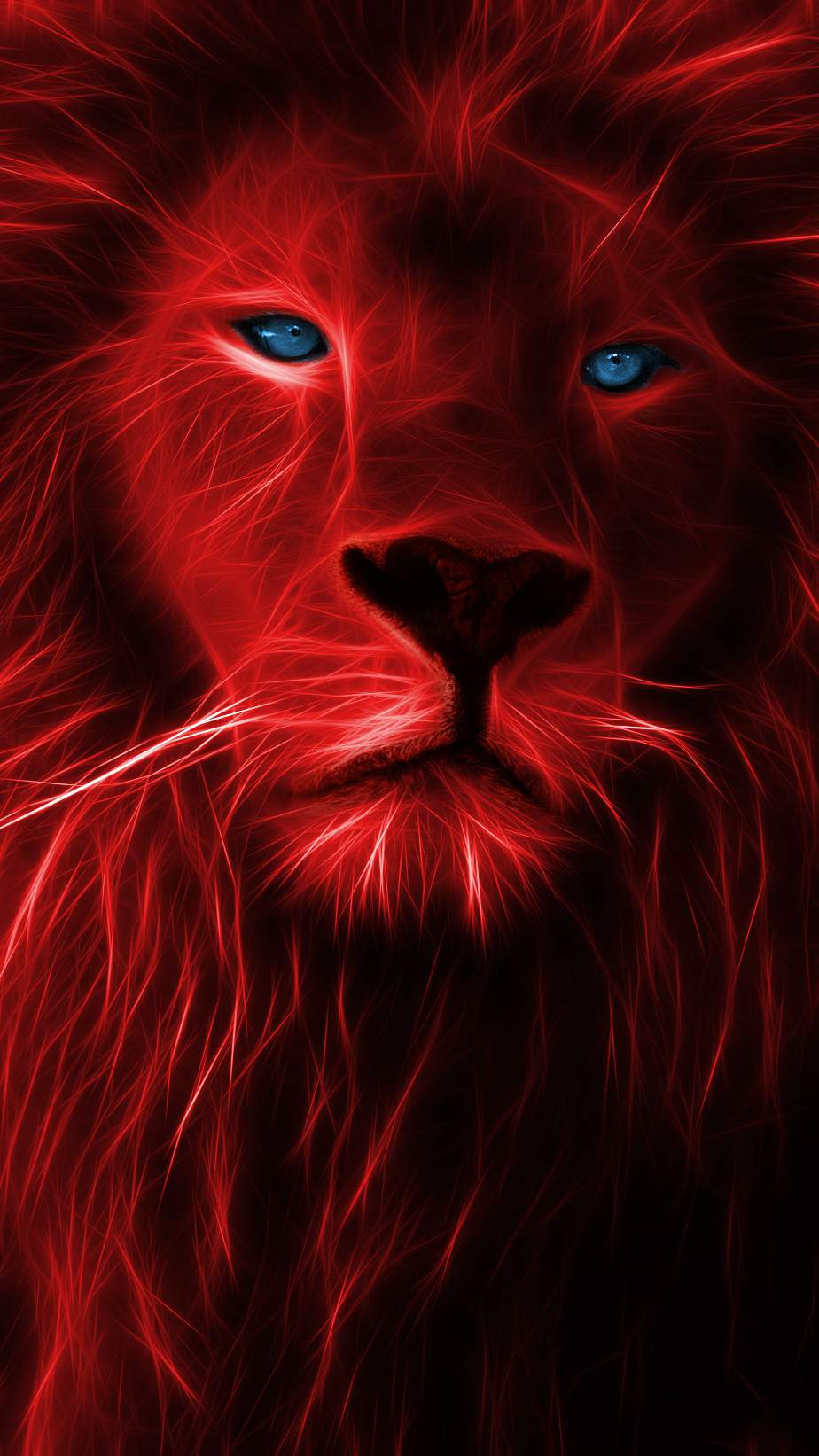924 × 1643 Download This Wallpaper - Red Lion , HD Wallpaper & Backgrounds