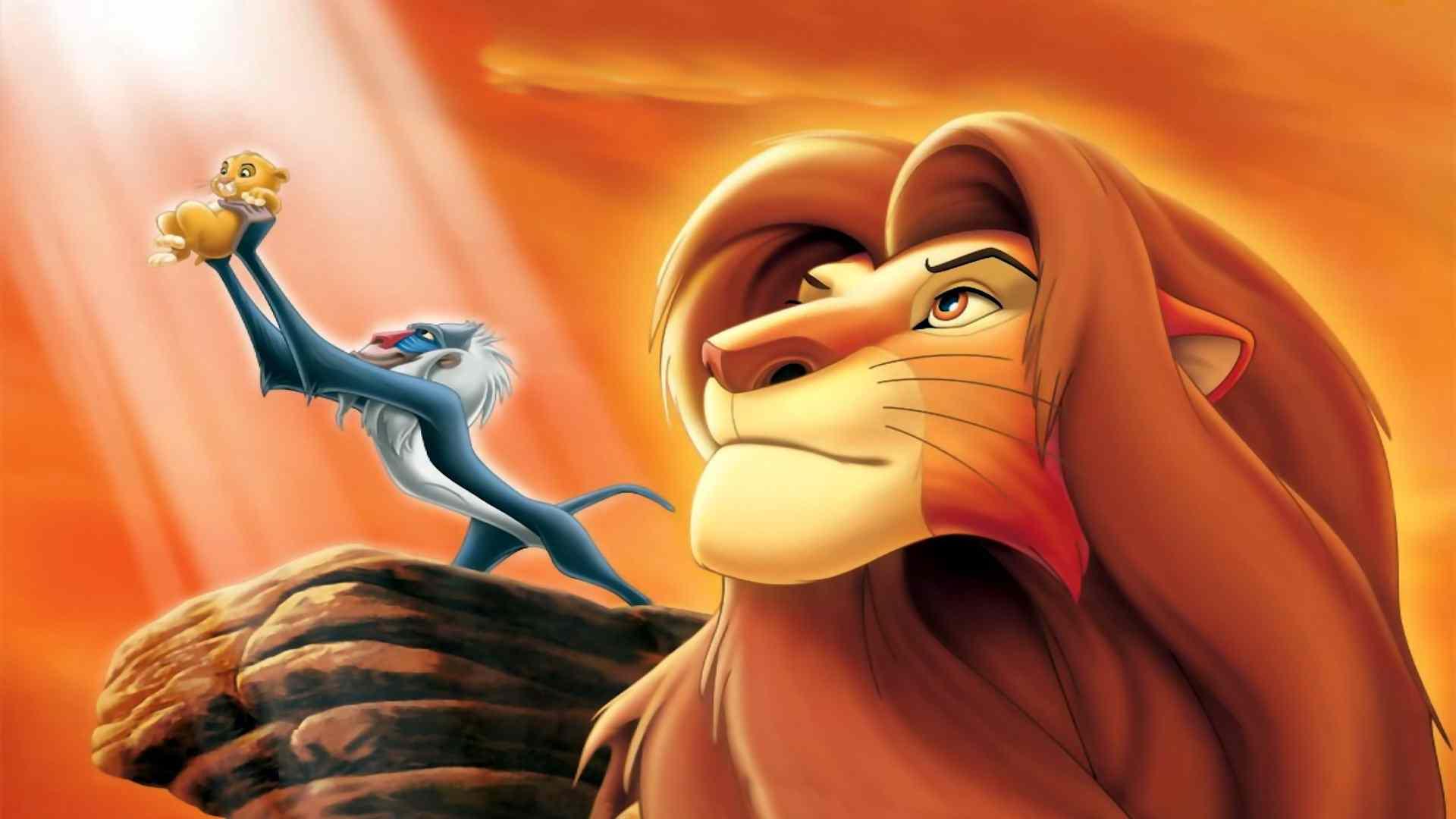 The Lion King Wallpaper Hd Wallpapermonkey The Lion - Samba Lion King , HD Wallpaper & Backgrounds