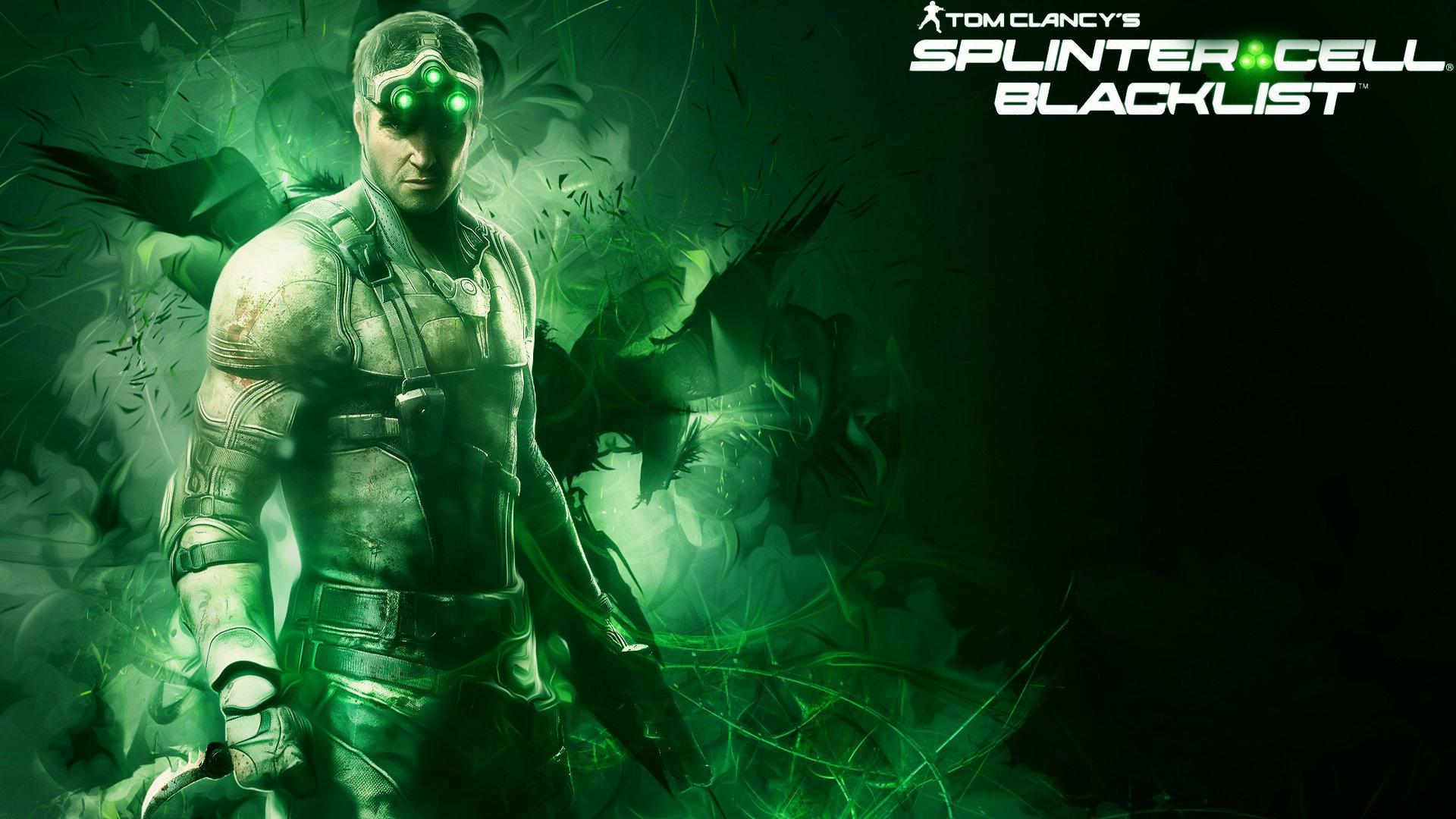 Wallpaper Splinter Cell Blacklist Hd 1523125 Hd Wallpaper
