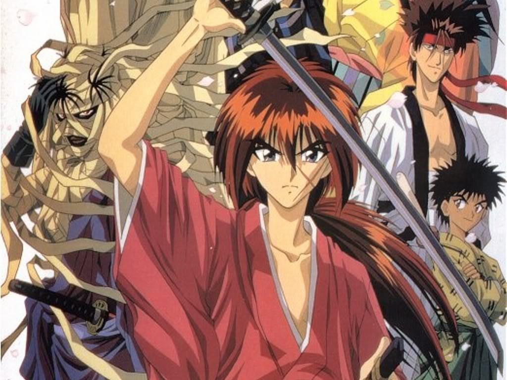 Rurouni Kenshin Himura Kenshin Guys Kenshin Himura Cast Anime 1523826 Hd Wallpaper Backgrounds Download