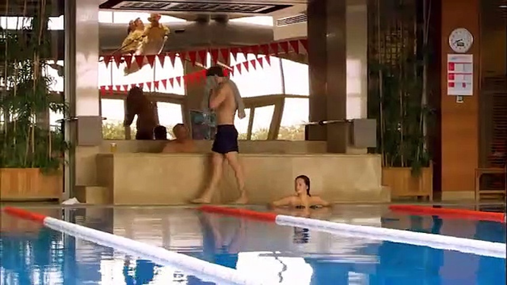 Feriha Episode 9 Part 2 Hd - Swimming Pool , HD Wallpaper & Backgrounds