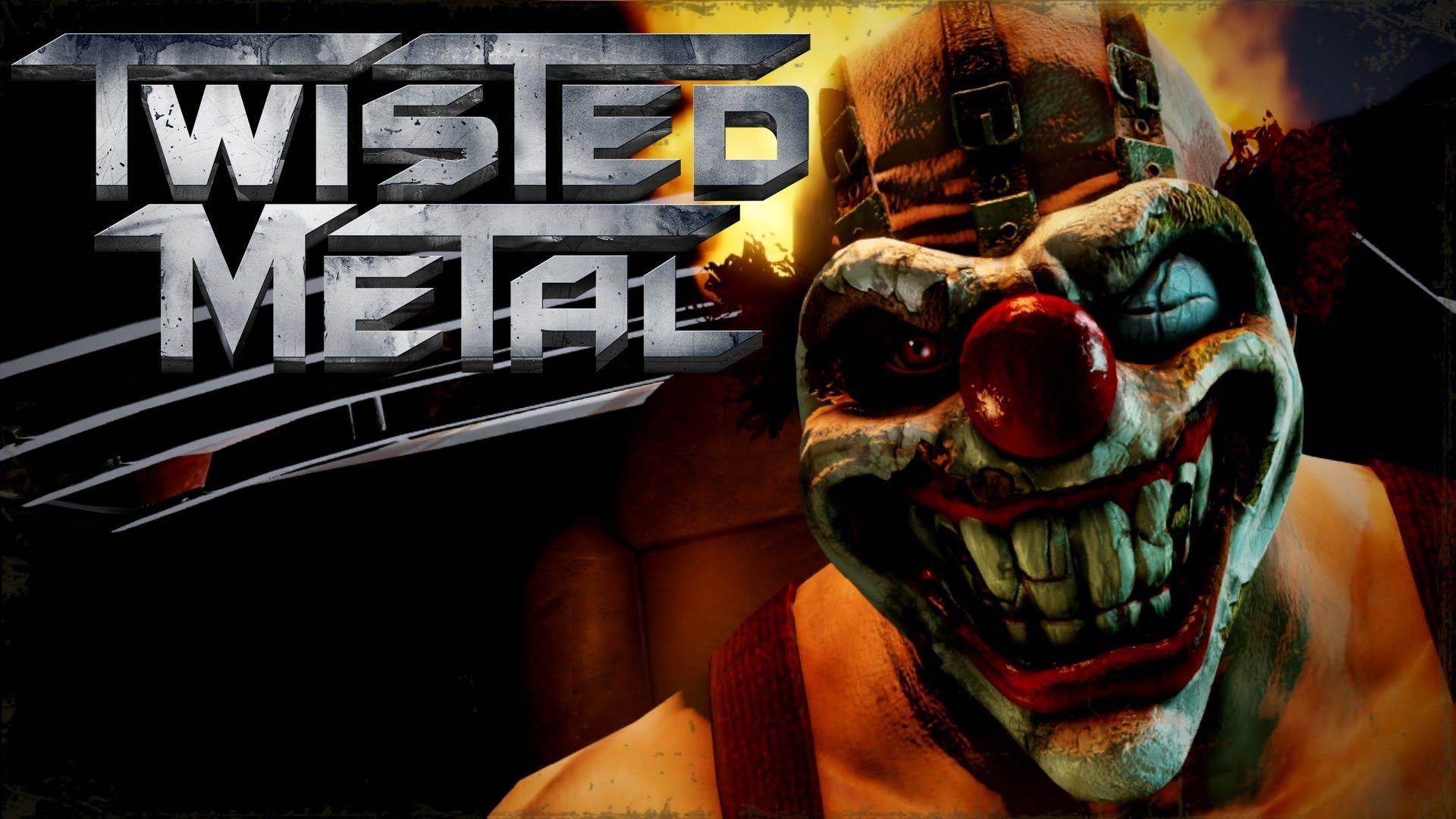 Images For > Twisted Metal Ps3 Wallpaper - Twisted Metal , HD Wallpaper & Backgrounds