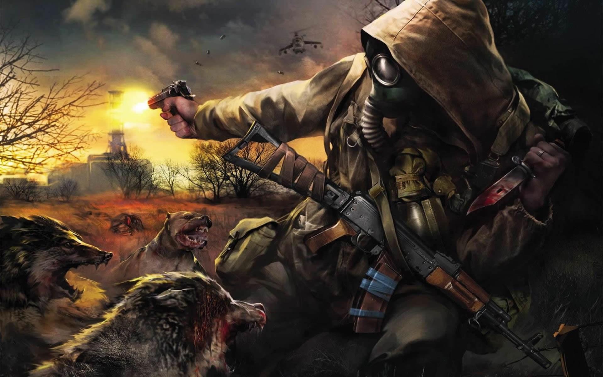 Stalker Game 1529963 Hd Wallpaper Backgrounds Download