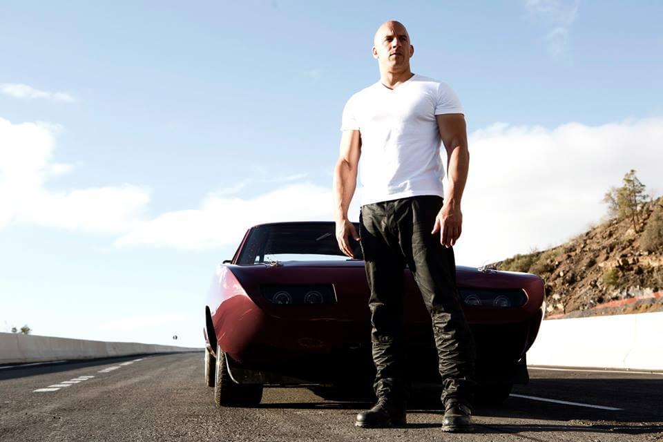 Vin Diesel Latest Wallpaper