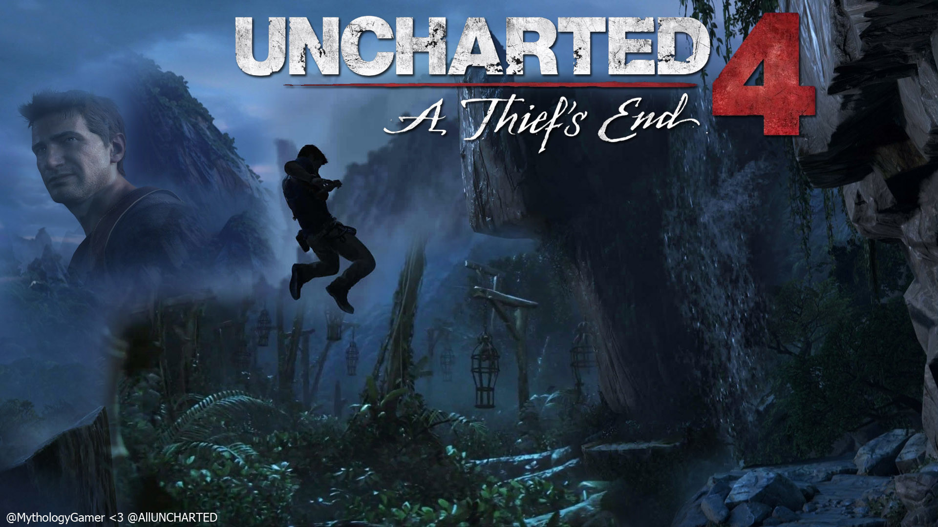 Uncharted 4 Wallpapers Uncharted 4 Wallpaper Full Hd