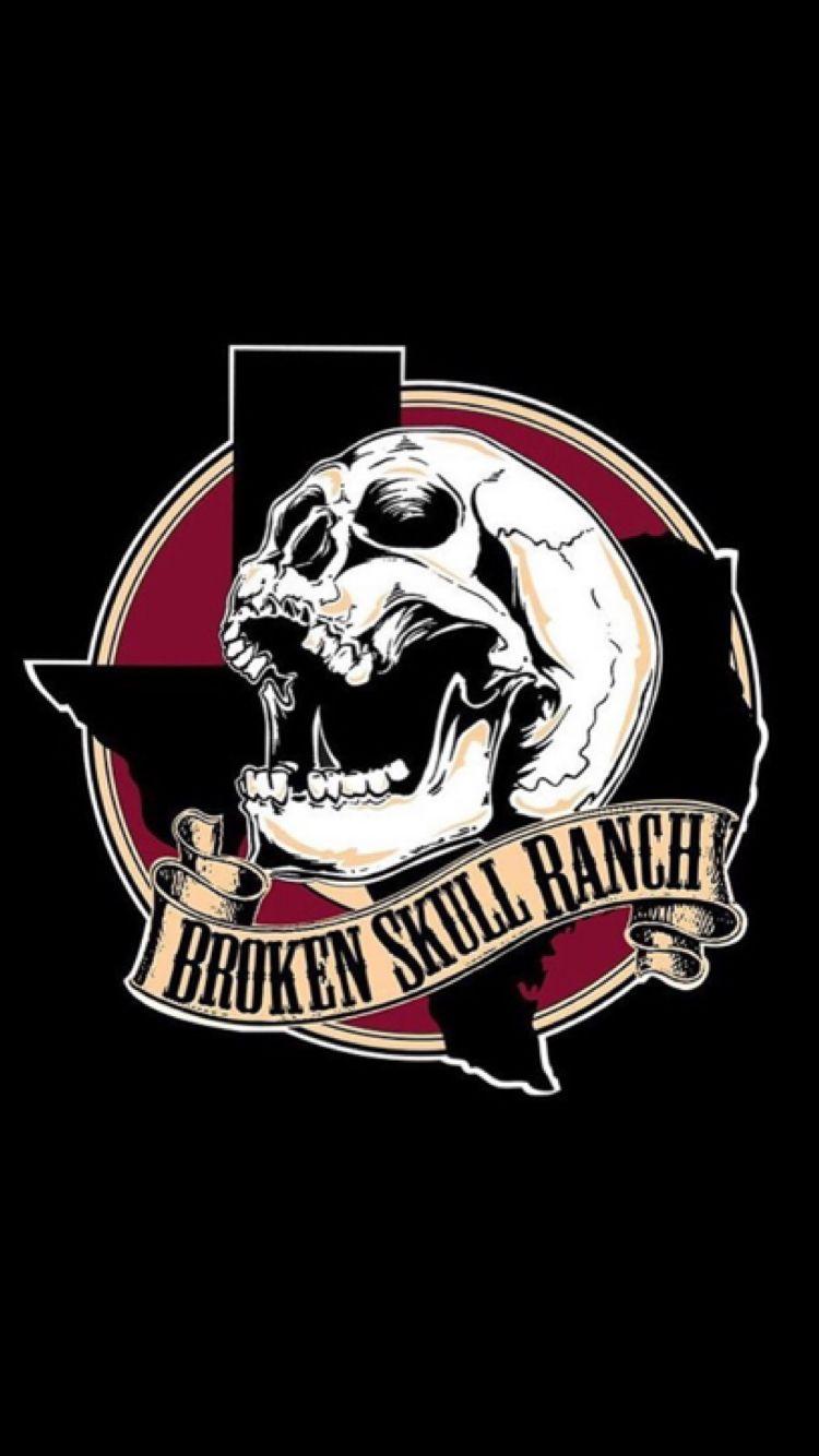 Stone Cold Broken Skull Logo 1531147 Hd Wallpaper