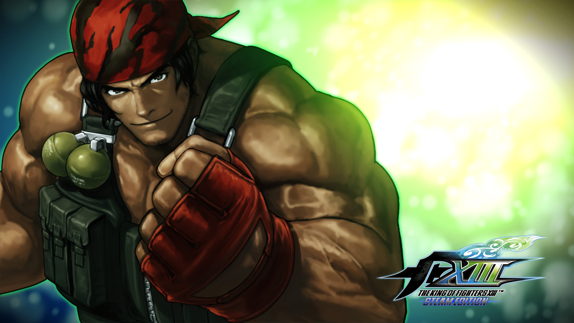 King Of Fighters Hd Wallpapers Ralf The King Of Fighters