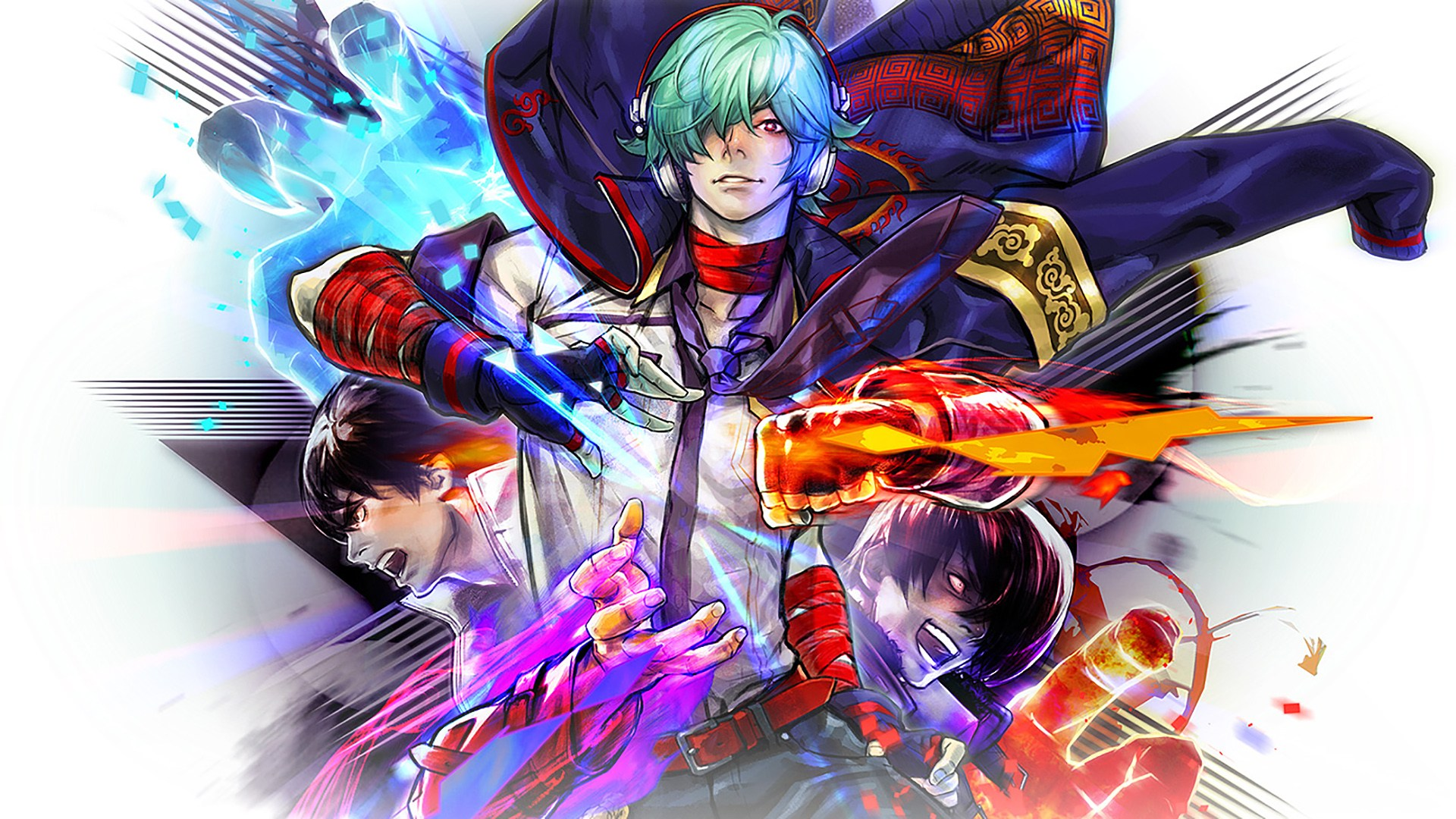 The King Of Fighters Xiv The King Of Fighters 1080p King Of