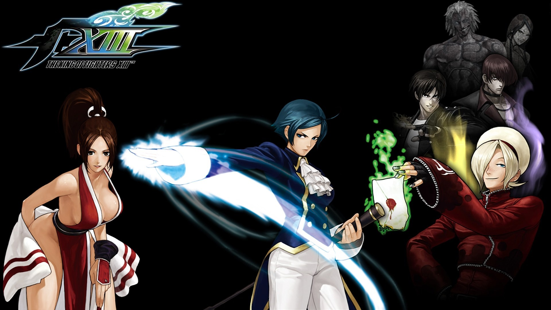 King Of Fighters Wallpaper King Of Fighters Xiii 1536279 Hd