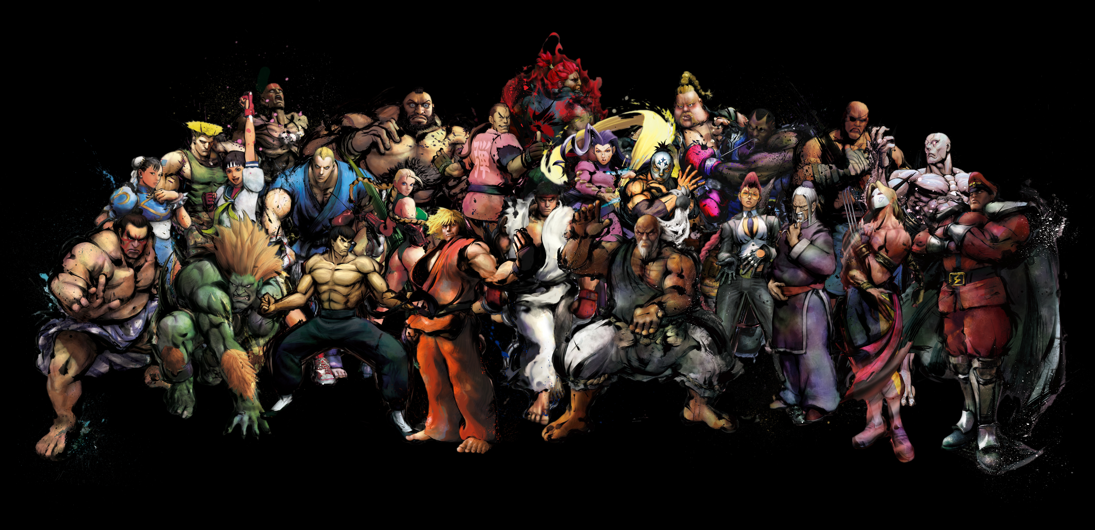 In Street Fighter 1536507 Hd Wallpaper Backgrounds Download