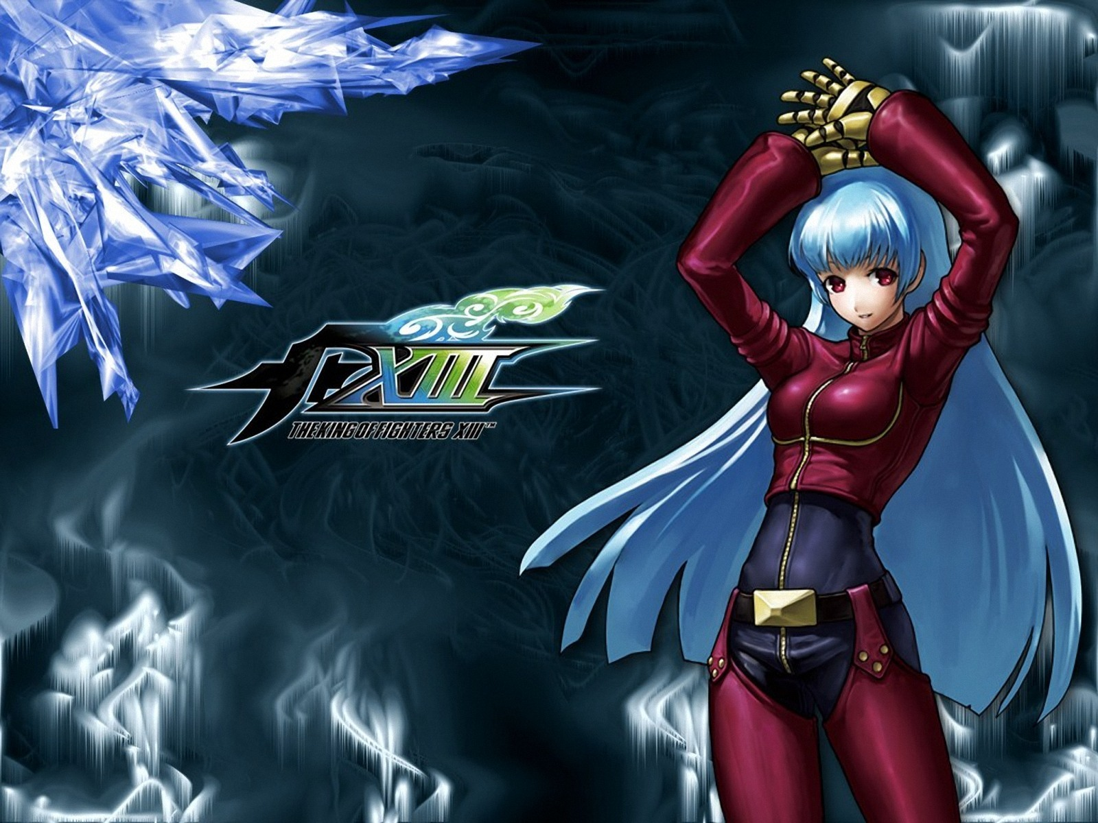 The King Of Fighters Kula Kof 1536520 Hd Wallpaper