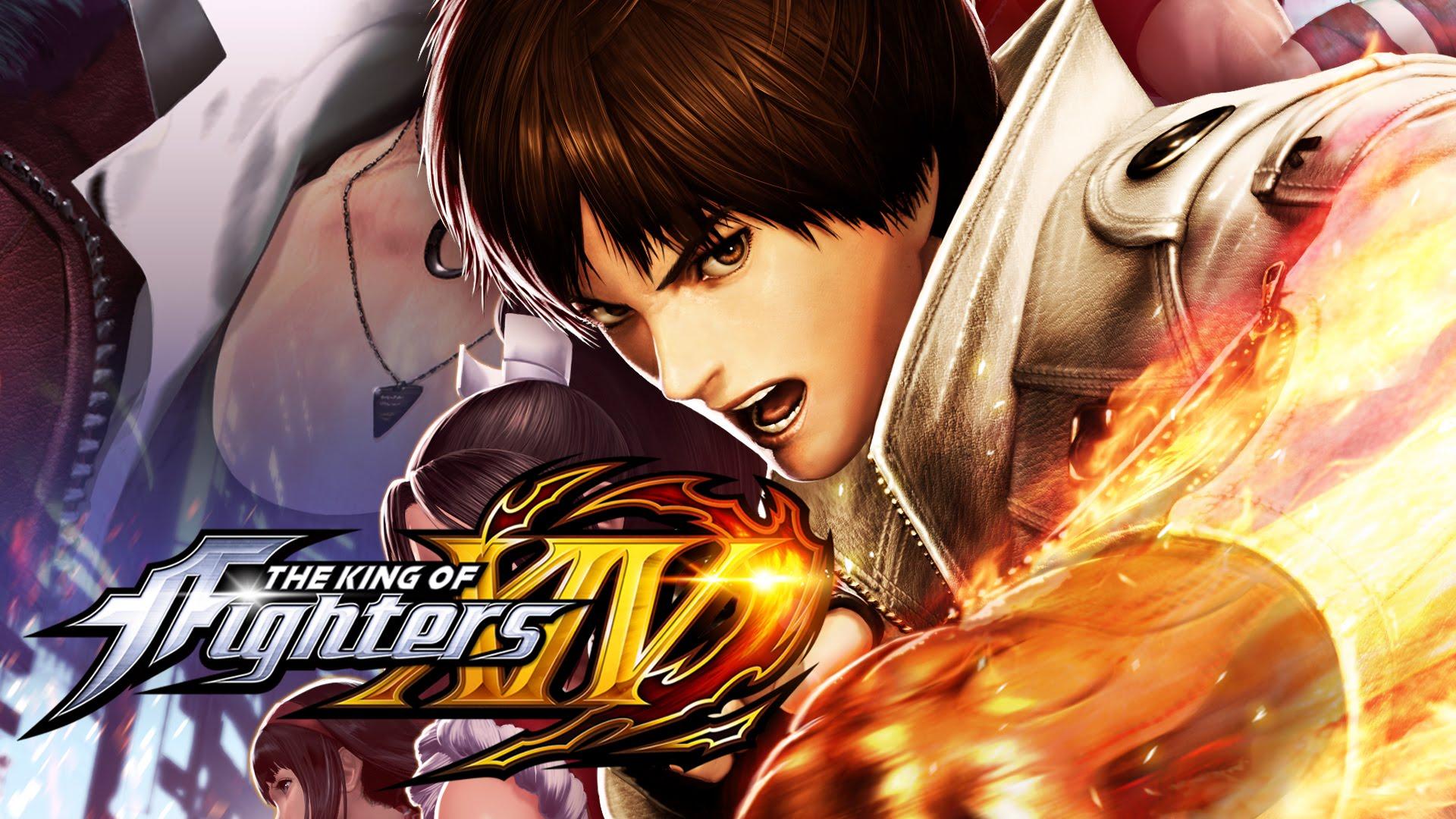 The King Of Fighters Xiv King Of Fighters Xiv Steam Edition