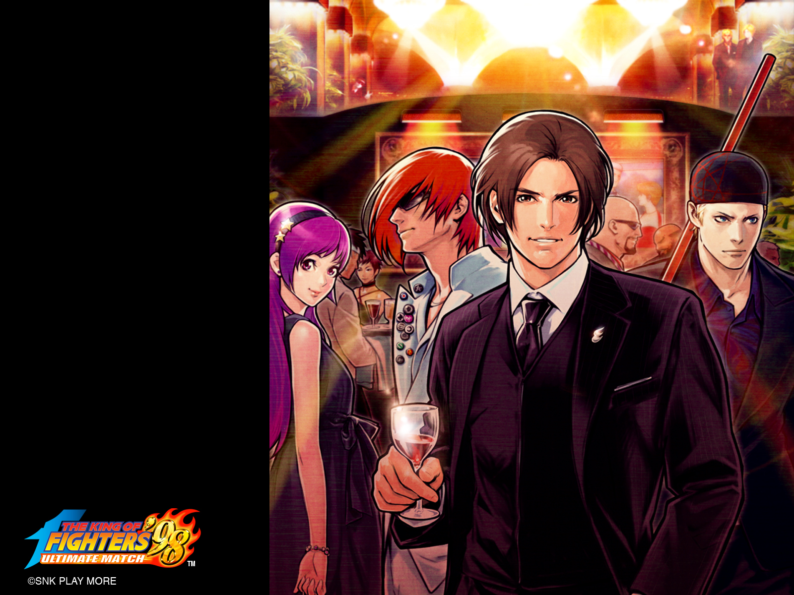 The King Of Fighters 1537067 Hd Wallpaper Backgrounds