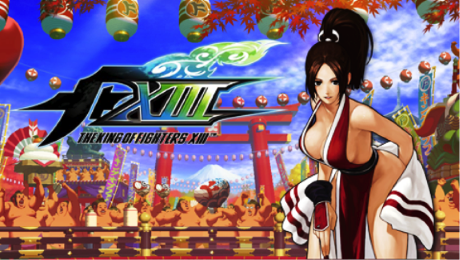 King Of Fighters Xiii 1537254 Hd Wallpaper