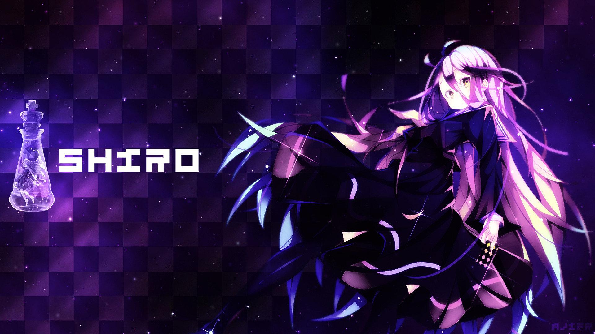 Download Hd 1080p Shiro Desktop Wallpaper Id No Game No Life