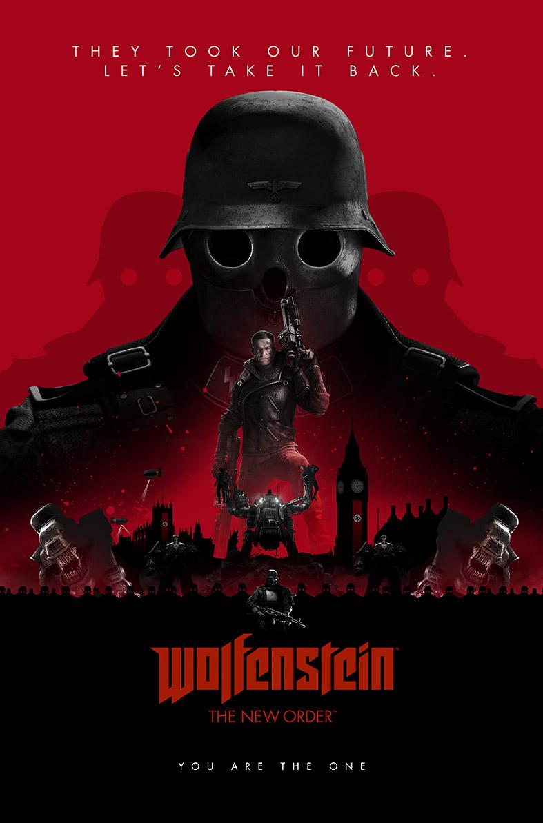 Wolfenstein New Order Wallpaper Wolfenstein The New Colossus