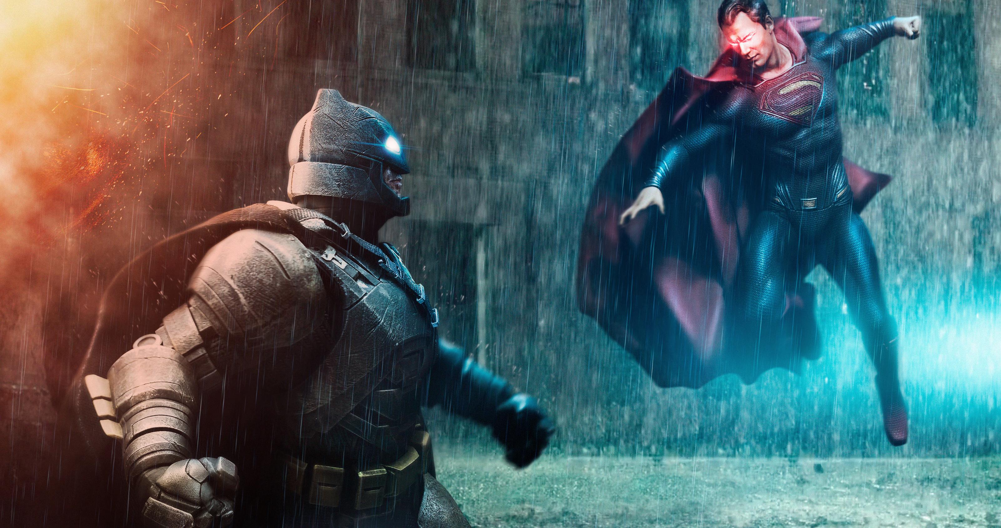Batman V Superman Wallpapers Batman Vs Superman Wallpaper