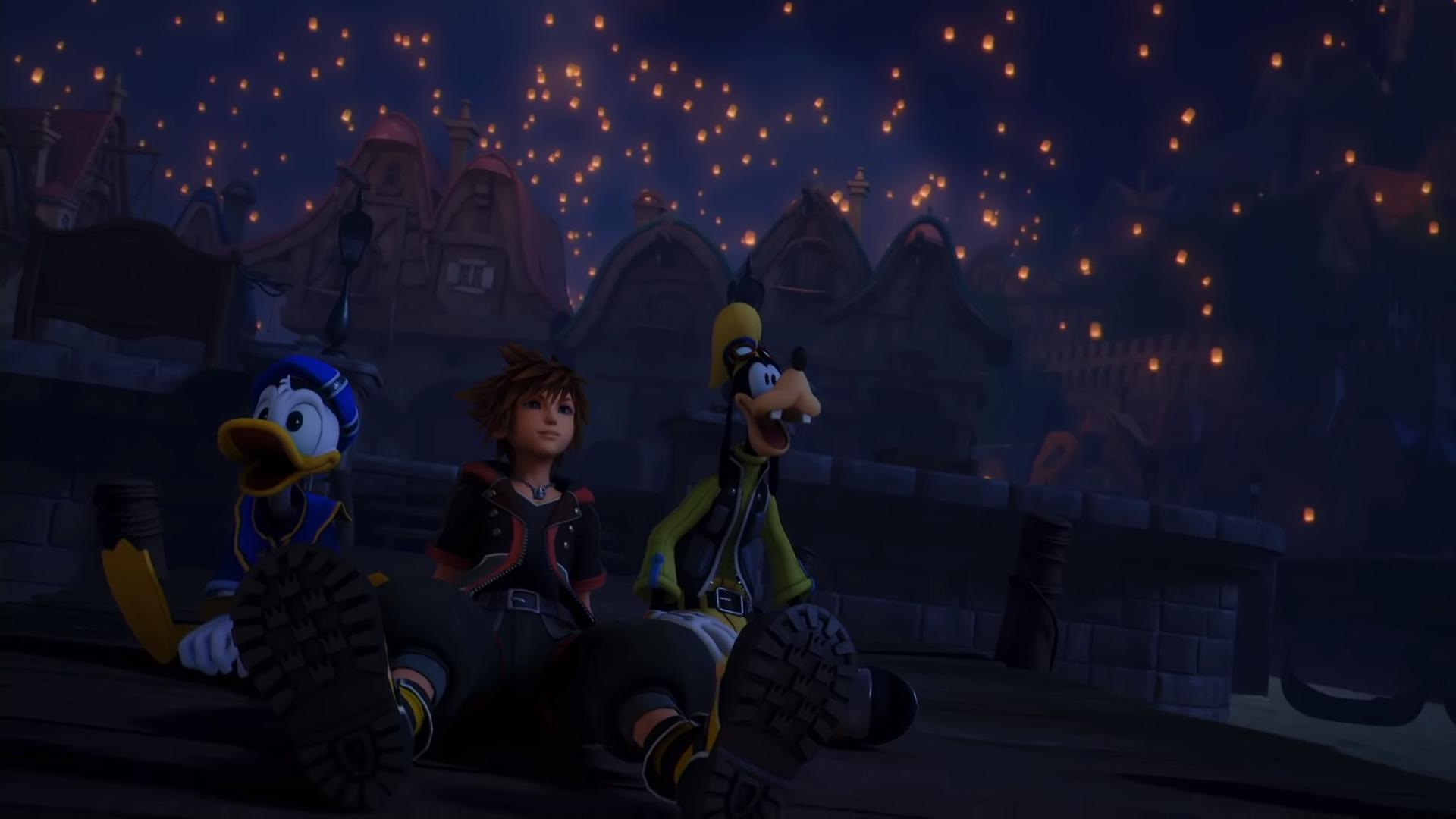 Kingdom Hearts X018 Kingdom Hearts 3 1542976 Hd Wallpaper