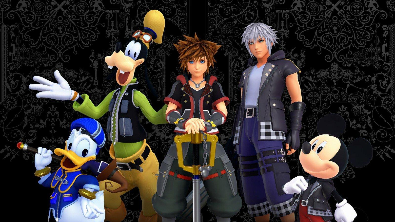 Kingdom Hearts 3 4k 1543039 Hd Wallpaper Backgrounds Download