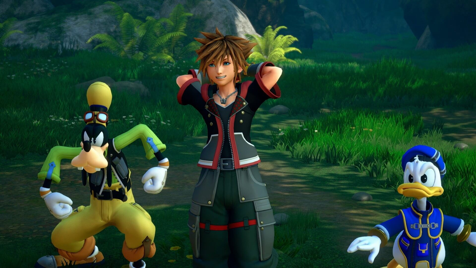 Somehow Copies Of Kingdom Hearts 3 Leaked Out And Were Kingdom