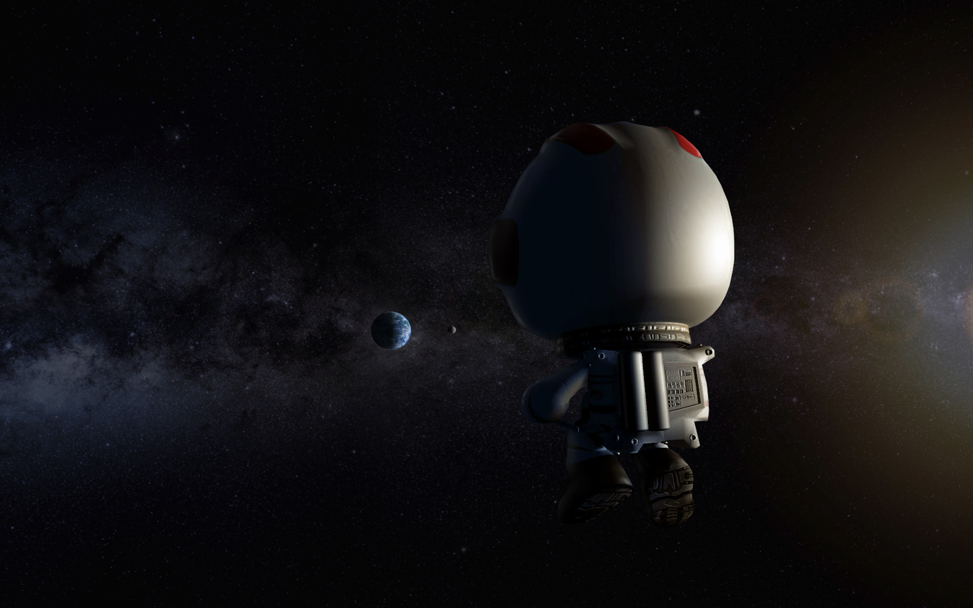 Twnimjz - Outer Space , HD Wallpaper & Backgrounds